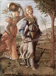 The Return of Judith to Bethulia, 1472