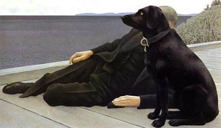 Dog and Priest, 1978