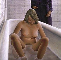 Woman in Bathtub, 1978