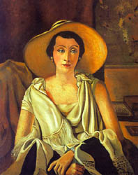 Portrait of Madame Guillaume, 1928