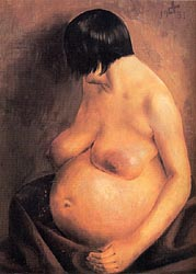 The Pregnant Woman 1931