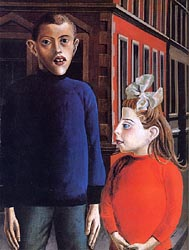 Two Children 1921