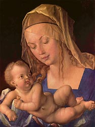 Madonna with the Cut Pear, 1512