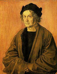 Portrait of Father at 70, 1497