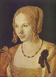 Portrait of a Venetian Woman, 1505
