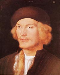 Portrait of a Youing Man, 1507