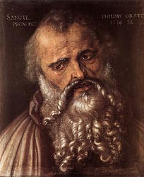 The Apostle Philip, 1516