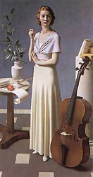 Portrait of a Young Woman 1935