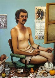 Self Portrait, 1985