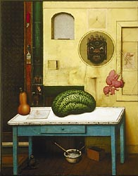 Still Life with Watermelon, 1986-87