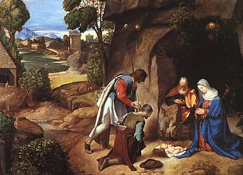 Adoration of the Shepherds, 1504