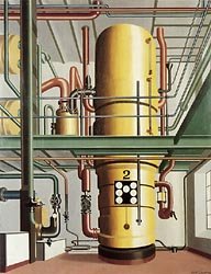 The Yellow Boiler, 1933