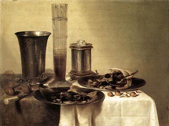 Breakfast Still Life, 1637