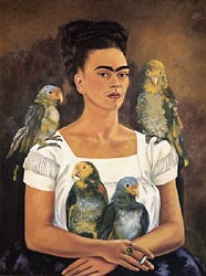 Me and My Parrots 1941