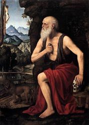 The Penitent St. Jerome, 1520-25