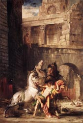 Diomedes Devoured by His Horses, 1865