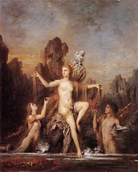Venus Emerging from the Waters, 1866