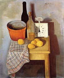 Still Life with Kitchen Scales 1940