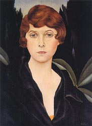 Portrait of an Englishwoman (Lilian Kennardi), 1926