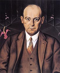 The Poet Ludwig Baumer, 1927