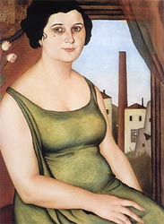 Woman from Pozzuoli, 1925