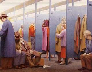 The Waiting Room, 1959