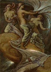 Fates Gathering Stars, 1887