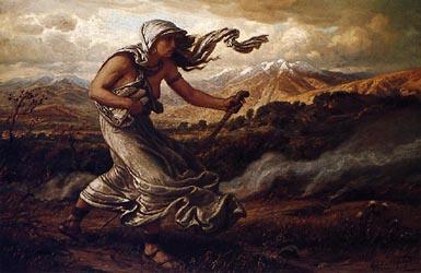 The Cumean Sibyl, 1876