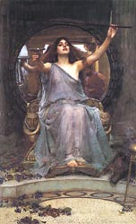 Circe Offering the Cup to Odysseus, 1891