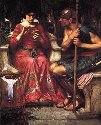 Jason and Medea, 1907